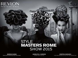 Revlon Professional Style Masters Show 2015: Alle Wege führen nach Rom!