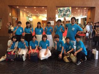 六連単独ステージ復活と東京都合唱祭