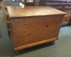 ***SOLD*** Great Small Dovetailed Chest