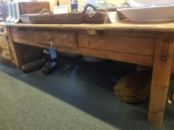 ***SOLD*** English Pine Coffee Table