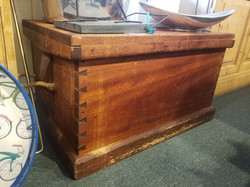 Dovetailed Trunk