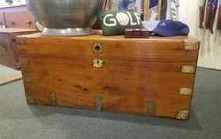 ***SOLD***  Camphorwood Chest