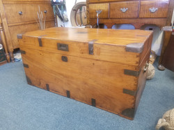 ***SOLD*** Exceptional Camphorwood Chest