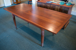 Solid Cherry Dining Table