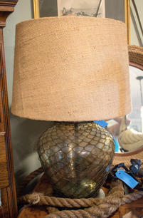 Weekend Netted Table Lamp