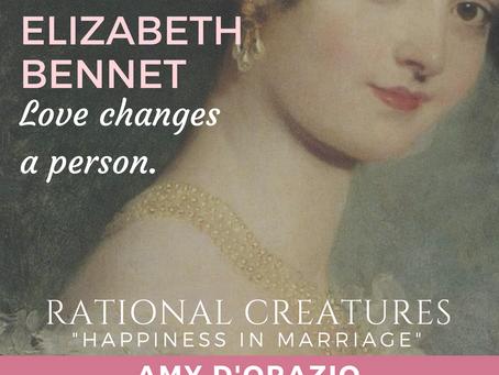 Elizabeth Bennet: Rational or Reckless?