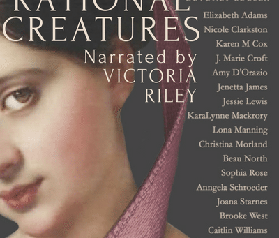 #RationalCreatures Audiobook is Live