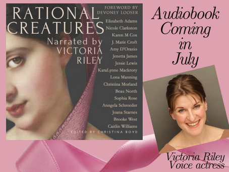 Coming Soon: Rational Creatures to Audiobook