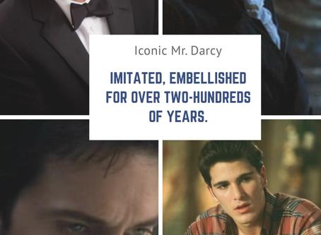 Iconic Mr. Darcy