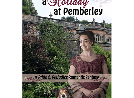 REVIEW: Death Takes a Holiday at Pemberley by Kelly Miller