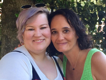 I Met Up With Some of My Authors in REAL LIFE