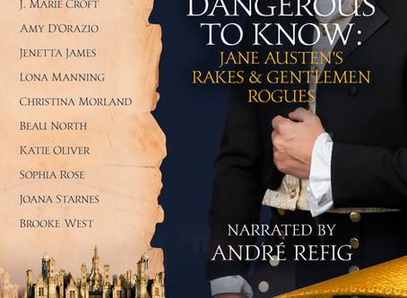 Our #RakesAndGentlemenRogues Audiobook is LIVE