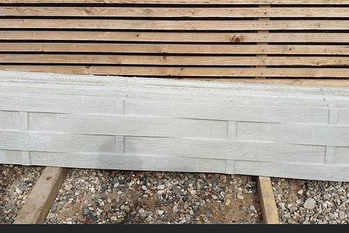 12in | 300mm | Premium Woven Concrete Gravel Board 6ft