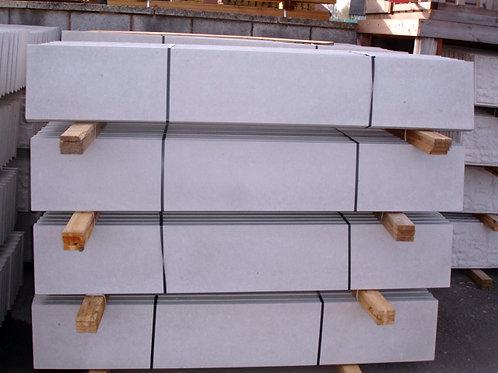 12in | 300mm | Premium Smooth Concrete Gravel Board 6ft
