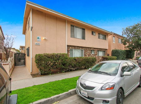 Alden Pacific Investments Completes $1.995m Purchase of 8-Unit Apartment Complex in Long Beach