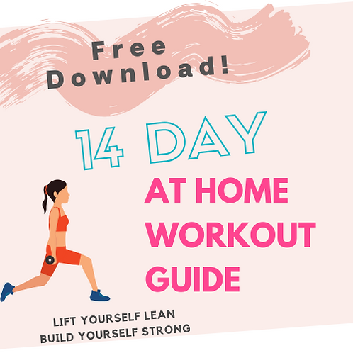 FREE 14 Day Home Workout Guide
