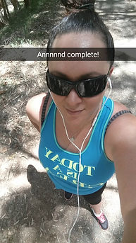 running fitness transformation