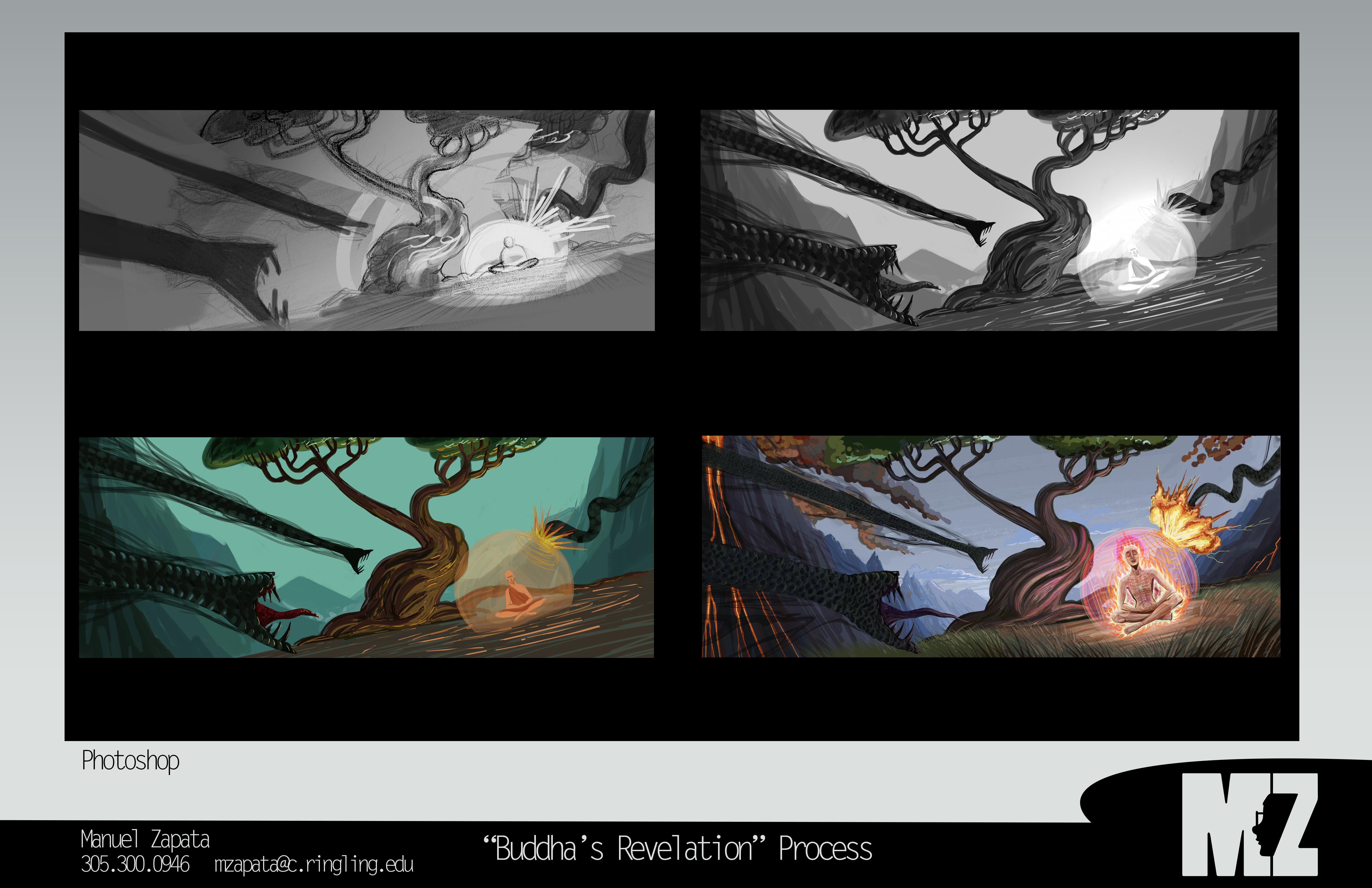Buddhas Revelation Thumbnails