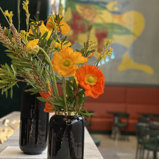 Tischdekoration – Corporate Event