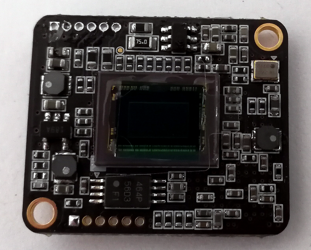industrial camera IMX290