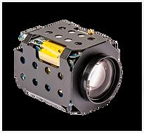 10x block camera with SDI