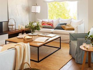 Ideas para decorar el salón en solo 8 pasos
