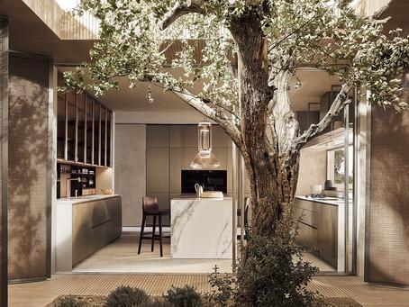 ALEA PRO Kitchens from Poliform®