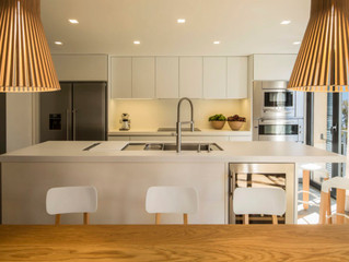La cocina es el nuevo salón: ¿cómo aprovechar al máximo su espacio?