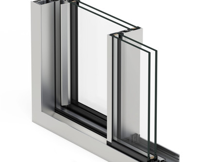 Window and door systems Sliding