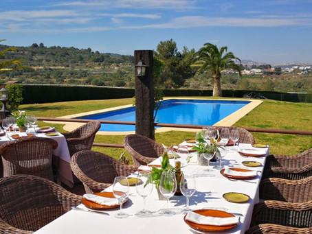 Restaurante Vall de Cavall - Gata de Gorgos