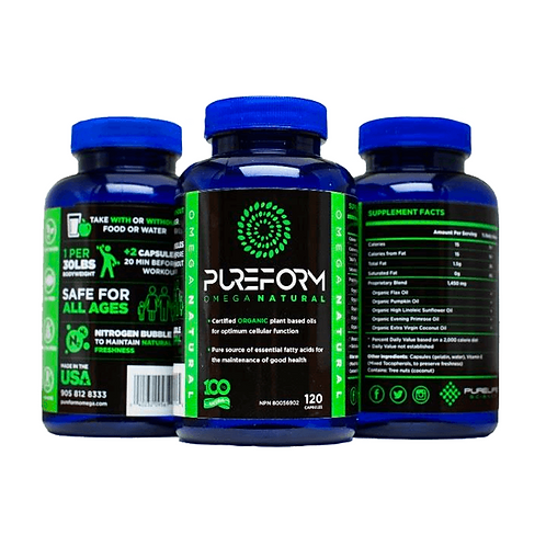 Pure Form Omega  (FREE SHIPPING)