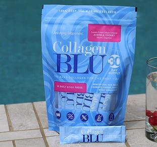 Collagen Blu Supplement Synergy Wellnes