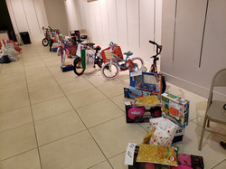 BIKES AND TOYS