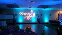 Dance Floor view