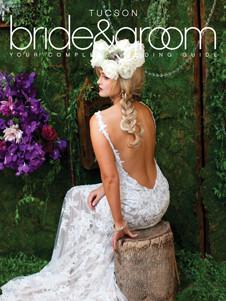 Balloon Land Tucson Bride & Groom