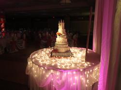 Pin Lighting on Cake