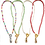 Thumbnail: Boho color shell necklace