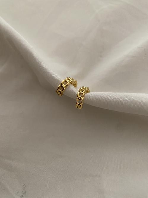 Weaving earrings