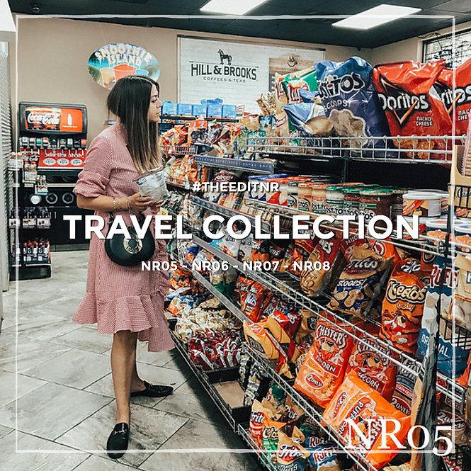TRAVEL COLLECTION - NR05 / NR06 / NR07 / NR08