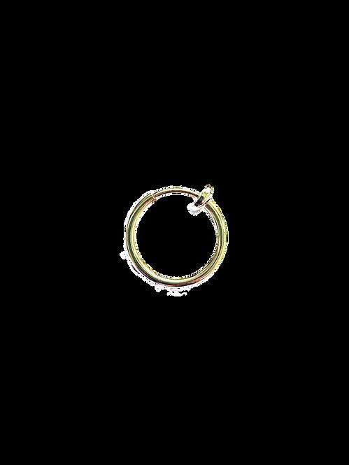 Mini hoop earcuff 10mm