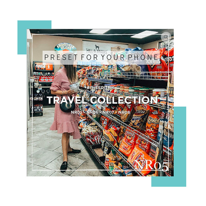 TRAVEL COLLECTION - MOBILE PRESET PACK