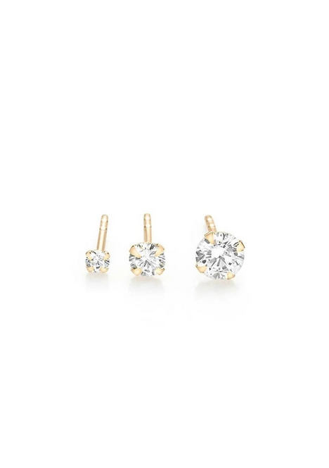 BLING TRIO EARRINGS