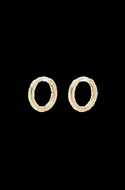 Tini gold hoop 8,5