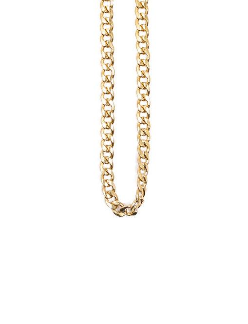 mini inox chain necklace