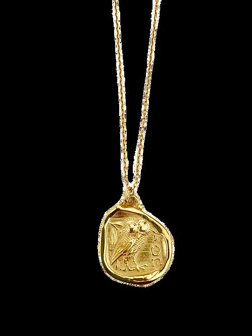 Gufo freedom necklace