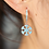 Thumbnail: Silver blue snowflake