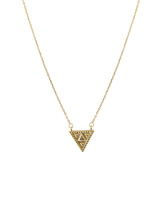 Triangl necklace
