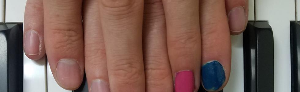 10-fingered hand