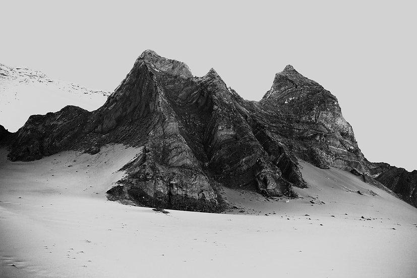 Atacama Black Rock