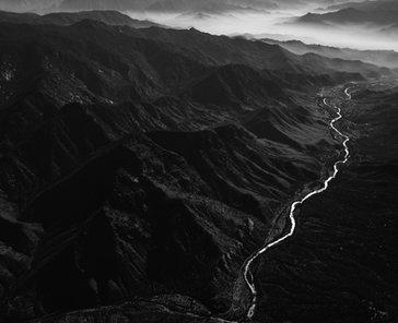 The San Andreas River